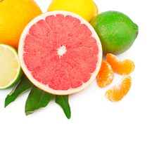 Free Citrus Fruits Stock Images - 29929314