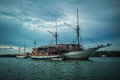 Free Fishing Ship Royalty Free Stock Photos - 29936878