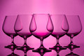 Free Brandy Glasses Royalty Free Stock Photos - 29939268