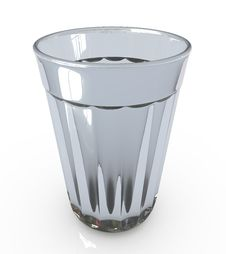 Free Glass Of Water Royalty Free Stock Photo - 29931595
