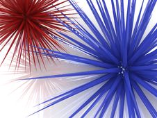 Free Abstract Explosion Royalty Free Stock Photos - 29932638