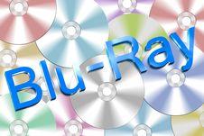 Free Blu Rey Royalty Free Stock Photography - 29933397
