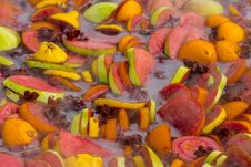 Free Mulled Wine Stock Photography - 29937562