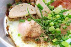 Free Egg Pan, Thai Food Stock Photos - 29937863