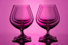 Free Brandy Glasses Stock Image - 29939311