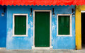 Free Colorful Burano Facade In Venice, Italy Royalty Free Stock Images - 29943029