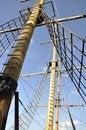 Free Mast Ship. Royalty Free Stock Image - 29946416