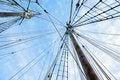 Free Ship Masts Stock Image - 29946721