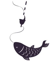 Free Fish On A Hook Royalty Free Stock Image - 29942476