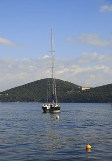 Free Sailing Boat Stock Photo - 29943290