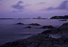 Free Sunrise At Sichang Island, Chonburi,Thailand Stock Photos - 29946323