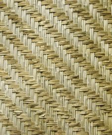 Free Handcraft Weave Texture Natural Wicker Stock Photo - 29946480