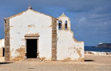 Free Chapel Of Fortaleza De Sagres, Portugal, Europe Stock Photos - 29947463