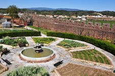 Free Herb Garden Of Silves, Algarve, Portugal Royalty Free Stock Photography - 29947747