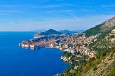 Free View Of Dubrovnik Stock Photos - 29956373