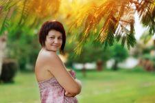 Free Girl Posing Stock Images - 29956844