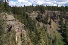 Free Painted Chasm Provincial Park Royalty Free Stock Photography - 29961507