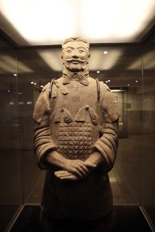 Free Xi An Terracotta Warriors In China Royalty Free Stock Images - 29961989