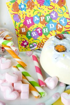 Free Birthday Party Royalty Free Stock Photo - 29963745