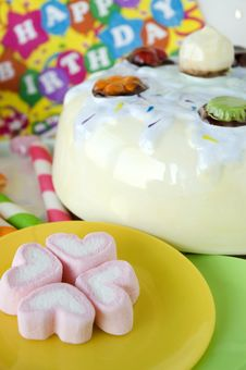 Free Close Up Marshmallow In Party Stock Photos - 29963753