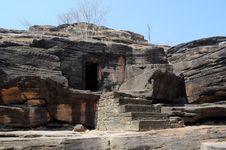 Free Ruins Of Udaigiri Royalty Free Stock Photo - 29967395