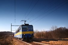Free Train Stock Photo - 29968970