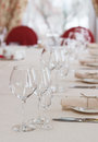 Free Table Setting For A Wedding Or Dinner Event Royalty Free Stock Photography - 29972507