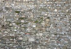 Free Wall Structure Of An Ottoman Fortress Kale In Skopje Stock Photography - 29971082