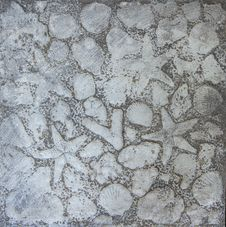 Free Sea Pattern In Rock Royalty Free Stock Photography - 29971507