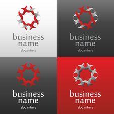 Free Abstract Circular Logo Stock Photography - 29974132