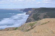 Free Praia Do Cordoma, Algarve, Portugal, Europe Royalty Free Stock Photo - 29975285
