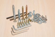 Free Fastening Tool Stock Photo - 29976540