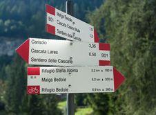 Free Direction Indicator Royalty Free Stock Image - 29976876