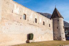 Free Castle Mareccio, Bolzano, Italy Royalty Free Stock Image - 29979946