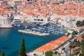 Free Dubrovnik Old Town And Harbour Royalty Free Stock Photos - 29993868