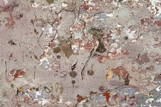 Free Cracked Paintwork Stock Photography - 29993032