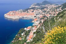 Free Dubrovnik Old Town Royalty Free Stock Photography - 29993997