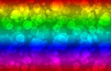 Free Colorful Abstract Bubbles Background Stock Photos - 29994823