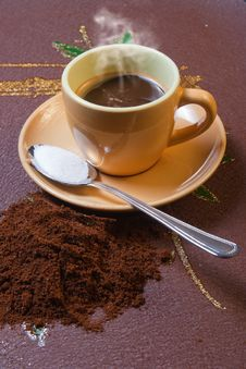 Free Coffee  S Cup Stock Photos - 29996253