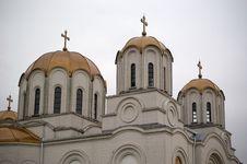 Free Orthodox Church Stock Image - 30291