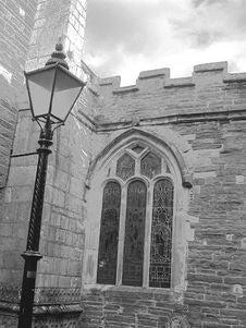 Free Church Window Royalty Free Stock Photo - 35285