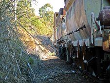 Free Railway Rolling Stock Stock Image - 36231
