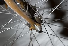 Free Front Forks Royalty Free Stock Image - 36326
