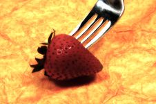 Free Strawberry Desert Royalty Free Stock Photography - 37337