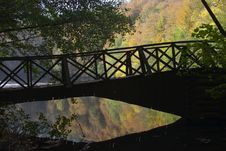 Free Romance Bridge Stock Image - 37481