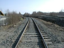 Free Railway Track Stock Photo - 37700
