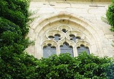 Free Monastery Window Royalty Free Stock Photography - 38337