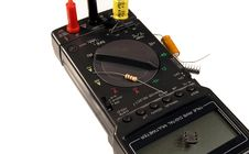 Free Multimeter & Components Stock Photos - 38353
