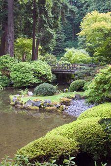 Free Japanese Garden Stock Images - 39424