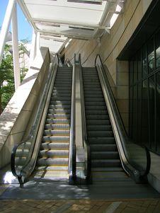 Free Escalator Stock Images - 300294